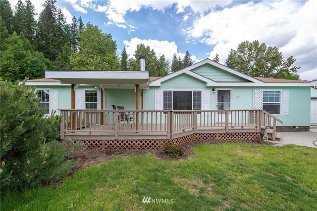 10773 Us-2, Leavenworth, WA 98826 (#1782918) :: Keller Williams Western Realty