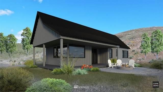 436 Antoine Creek Road Lot M, Chelan, WA 98816 (#1782944) :: Better Properties Lacey