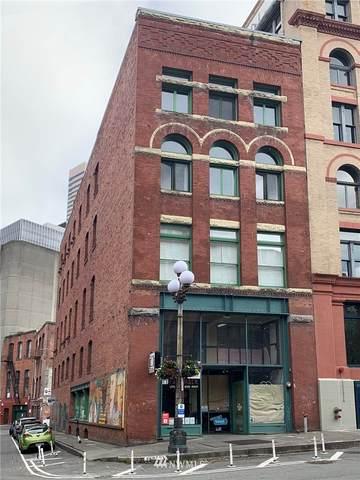 606 Post / 88 Yesler Avenue, Seattle, WA 98104 (#1783035) :: Better Properties Lacey