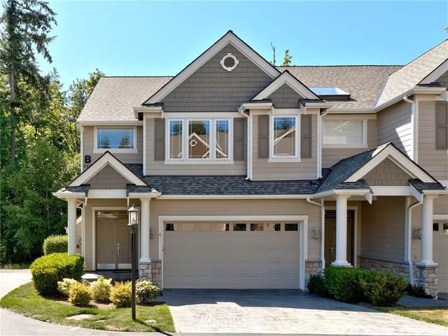 6855 166th Place SE B8, Bellevue, WA 98006 (#1783130) :: Keller Williams Western Realty