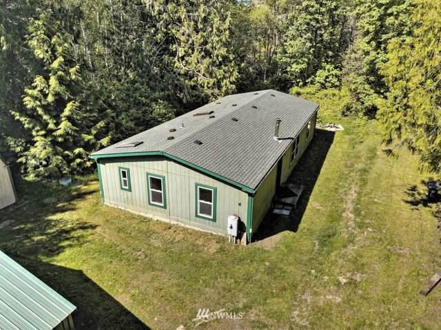 520 E Stadium Beach West Road, Grapeview, WA 98546 (#1783189) :: Mike & Sandi Nelson Real Estate