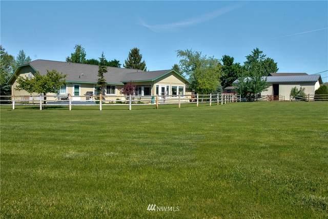 2125 W Dry Creek Road, Ellensburg, WA 98926 (#1783238) :: Keller Williams Western Realty