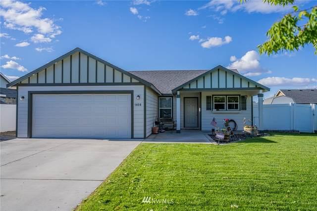 1408 E Megan Drive, Moses Lake, WA 98837 (#1783330) :: Icon Real Estate Group