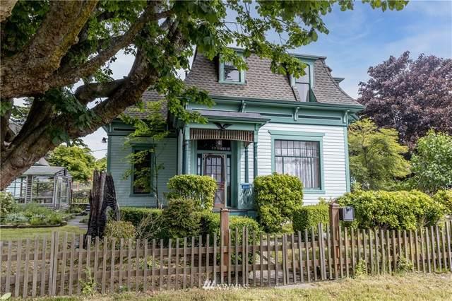 1508 Clay Street, Port Townsend, WA 98368 (#1783360) :: Keller Williams Western Realty