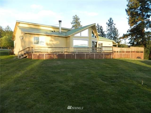 58 Sugarbabe Lane, Tonasket, WA 98855 (#1783395) :: Beach & Blvd Real Estate Group