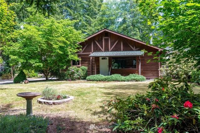 101 E Lake Forest Drive, Allyn, WA 98524 (#1783404) :: Keller Williams Western Realty