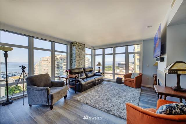 2721 1st Ave. #702, Seattle, WA 98121 (#1783426) :: Hauer Home Team