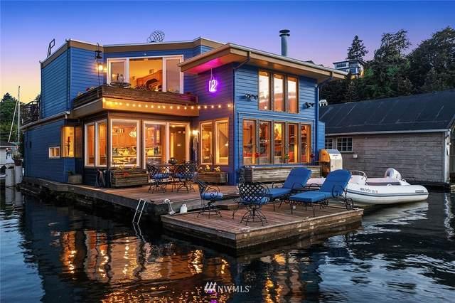 2466 Westlake Avenue N #12, Seattle, WA 98109 (#1783430) :: Keller Williams Western Realty