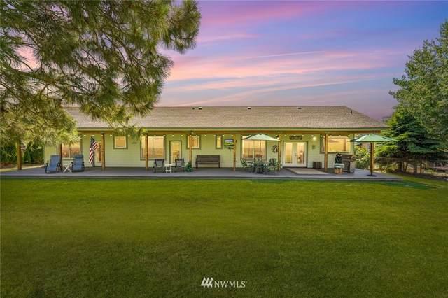 91 Golf Course Drive, Pateros, WA 98846 (#1783687) :: NW Homeseekers