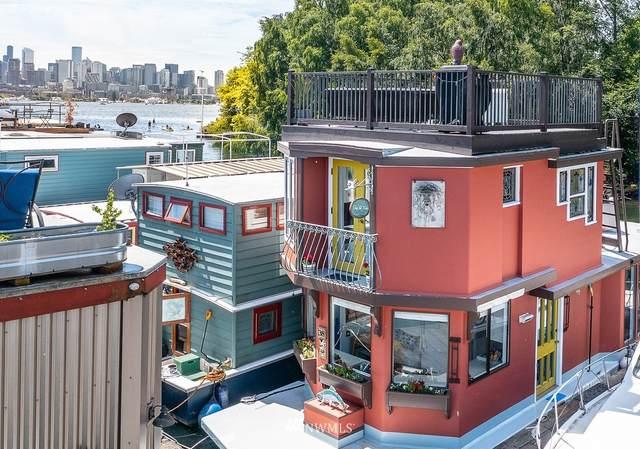 2143 N Northlake Way #38, Seattle, WA 98103 (#1783777) :: Keller Williams Western Realty
