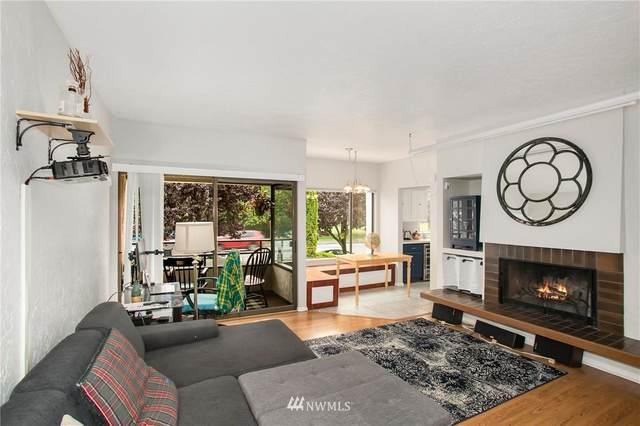 5801 Phinney Avenue N #103, Seattle, WA 98103 (#1783801) :: Keller Williams Western Realty