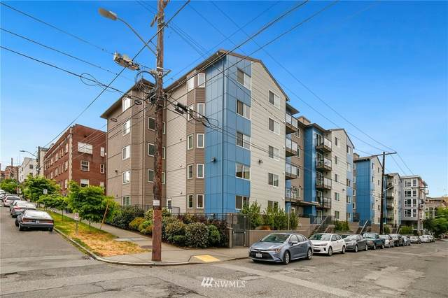 1616 Summit Avenue N101, Seattle, WA 98122 (#1783888) :: Better Homes and Gardens Real Estate McKenzie Group