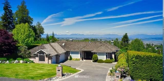 2112 Whalen Drive, Point Roberts, WA 98281 (#1784000) :: McAuley Homes