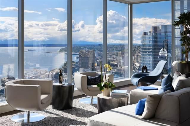 1521 2nd Avenue #3500, Seattle, WA 98101 (#1784007) :: Keller Williams Realty