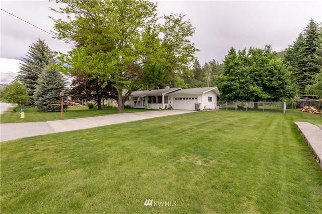 9365 E Leavenworth Road, Leavenworth, WA 98826 (#1784052) :: Keller Williams Western Realty