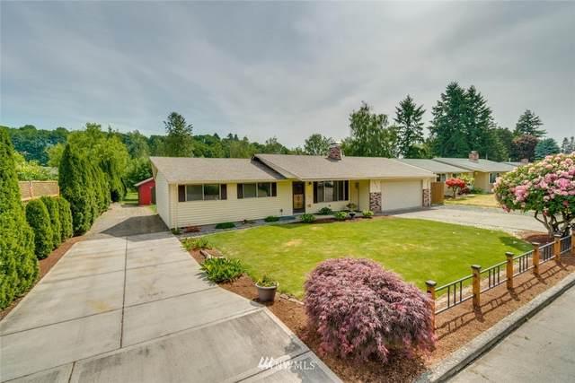 4615 NE 54th Street, Vancouver, WA 98661 (#1784124) :: Keller Williams Western Realty