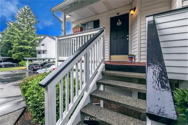 25812 115th Avenue SE B101, Kent, WA 98030 (#1784415) :: Keller Williams Western Realty