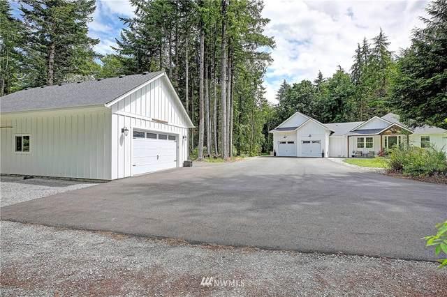 810 Halls Hill Road, Camano Island, WA 98282 (#1784487) :: Ben Kinney Real Estate Team