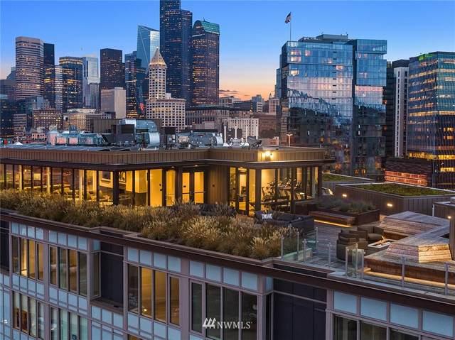 590 1st Avenue S #712, Seattle, WA 98104 (#1784509) :: Better Properties Lacey