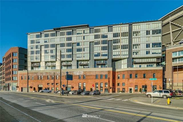 590 1st Avenue S #807, Seattle, WA 98104 (#1784531) :: Better Properties Lacey