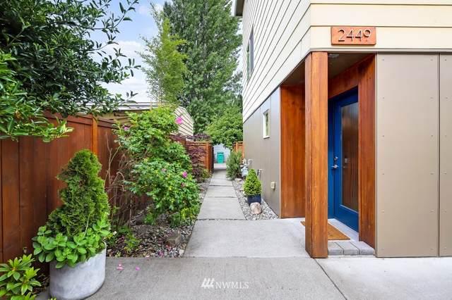 2449 55th Avenue SW, Seattle, WA 98116 (#1784550) :: Northern Key Team
