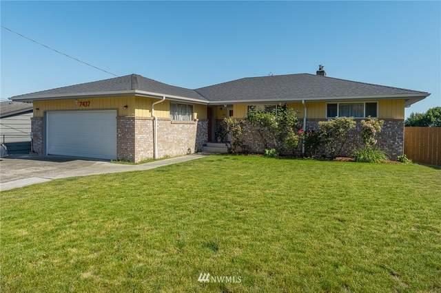 7437 S 128th Street, Seattle, WA 98178 (#1784565) :: Keller Williams Western Realty