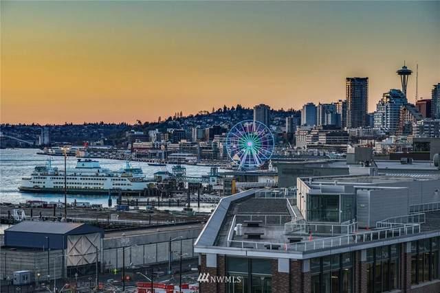 590 1st Avenue S #912, Seattle, WA 98104 (#1784677) :: Better Properties Lacey
