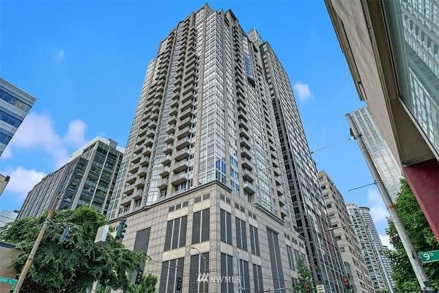 819 Virginia Street #2709, Seattle, WA 98101 (#1784678) :: Hauer Home Team