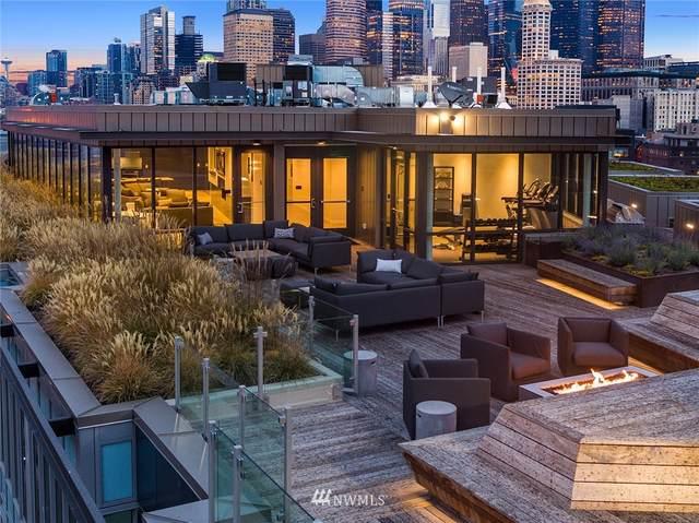 590 1st Avenue S #1106, Seattle, WA 98104 (#1784714) :: Better Properties Lacey