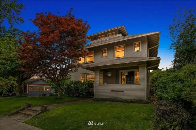 751 31st Avenue, Seattle, WA 98122 (#1784842) :: NW Homeseekers