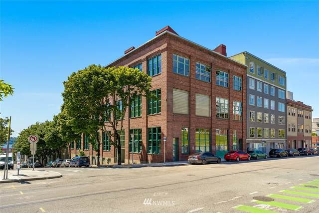 66 Bell Street A32, Seattle, WA 98121 (#1784847) :: The Robinett Group