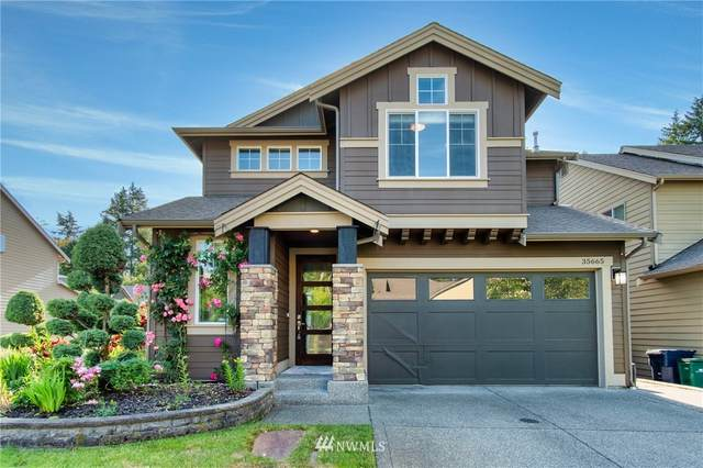 35665 30th Avenue S, Federal Way, WA 98003 (#1784912) :: The Snow Group