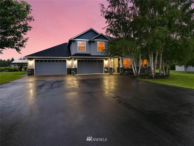 4507 Ne Lockwood Creek Rd, La Center, WA 98629 (#1784965) :: NW Homeseekers