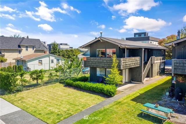3076 63rd Avenue SW, Seattle, WA 98116 (#1785046) :: McAuley Homes