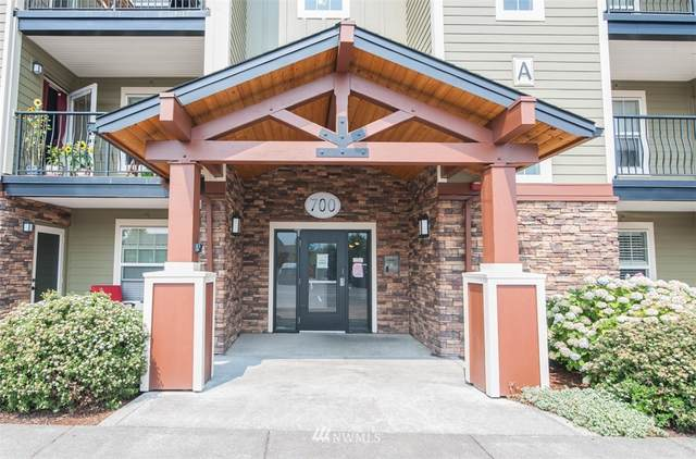 700 32nd Street A404, Bellingham, WA 98225 (#1785243) :: McAuley Homes