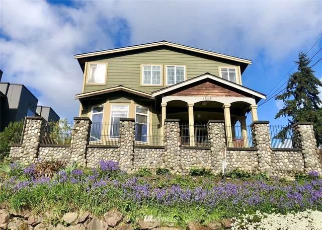 1545 19th Avenue S, Seattle, WA 98144 (#1785351) :: Keller Williams Western Realty