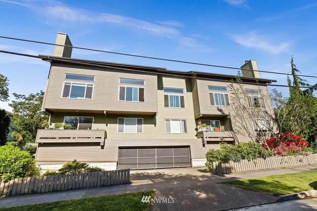 1109 N Allen Place #205, Seattle, WA 98103 (#1785361) :: Pickett Street Properties