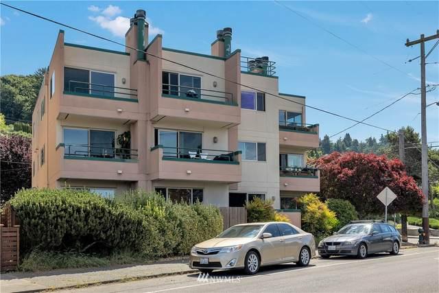 3728 Beach Drive SW #5, Seattle, WA 98116 (#1785373) :: Keller Williams Western Realty