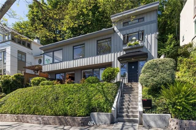 2525 Boyer Avenue E, Seattle, WA 98102 (#1785493) :: McAuley Homes