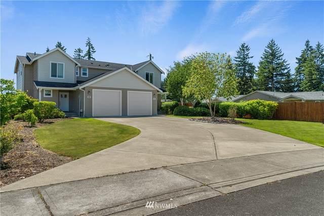 6309 199th Loop SW, Rochester, WA 98579 (#1785494) :: Northwest Home Team Realty, LLC