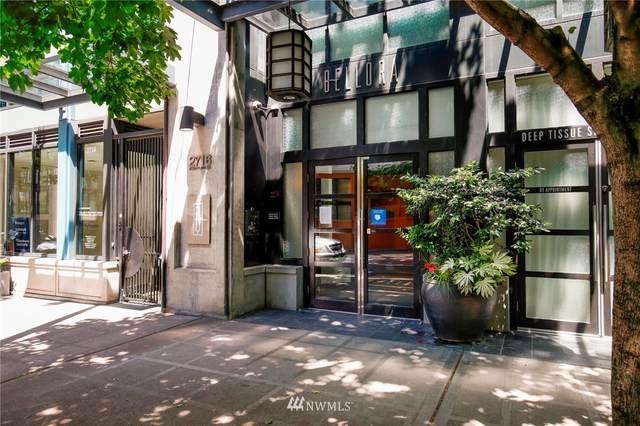 2716 Elliott Avenue #501, Seattle, WA 98121 (#1785594) :: Keller Williams Realty