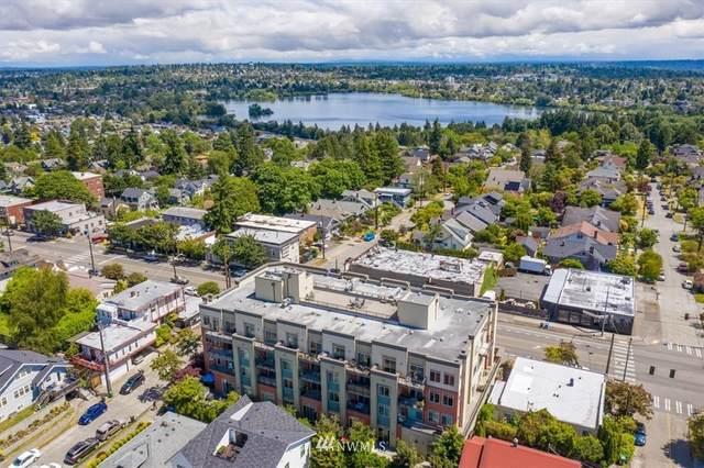 6015 Phinney Avenue N #307, Seattle, WA 98103 (#1785709) :: Keller Williams Western Realty
