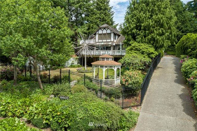 18602 Marine View Drive SW, Normandy Park, WA 98166 (#1785819) :: Better Homes and Gardens Real Estate McKenzie Group