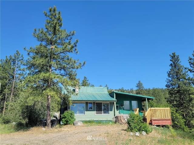 364 Swanson Mill Road, Oroville, WA 98844 (#1785828) :: Beach & Blvd Real Estate Group