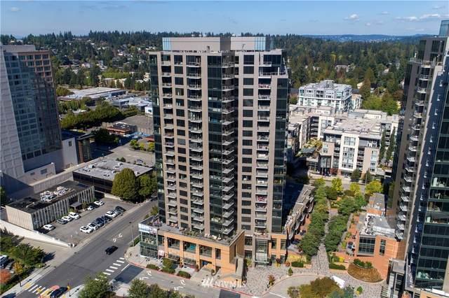 10610 NE 9th Place #2005, Bellevue, WA 98004 (#1785849) :: Keller Williams Western Realty