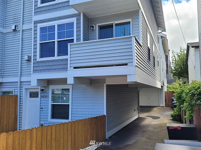 8836 Stone Avenue N A, Seattle, WA 98103 (#1785880) :: Costello Team
