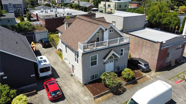 6753 14th Avenue NW, Seattle, WA 98117 (#1785927) :: Keller Williams Western Realty