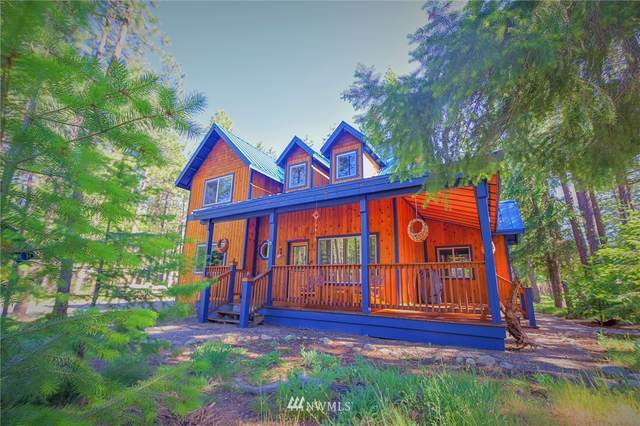 70 White Pine Drive, Ronald, WA 98940 (#1785961) :: Tribeca NW Real Estate