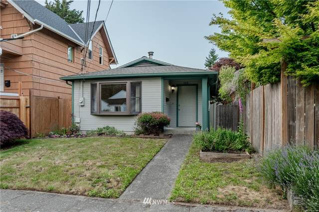 520 N 79th, Seattle, WA 98103 (#1786018) :: Keller Williams Western Realty