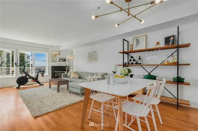 4847 California Avenue SW #206, Seattle, WA 98116 (#1786041) :: Lucas Pinto Real Estate Group
